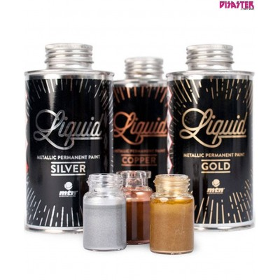 Pintura MTN LIQUID Metallic 200ml