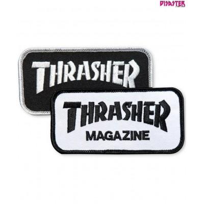 Parche Thrasher Thrasher Magazine logo