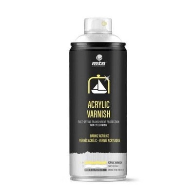 Spray MTN Specialty Barniz...