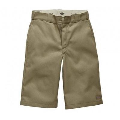 Pantalón corto Dickies 13 Flat Front Work Shorts khaki...