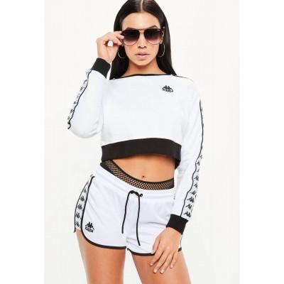 Short Kappa Anguy blanco