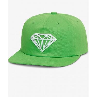 Gorra Diamond Brillant Unstructured Green
