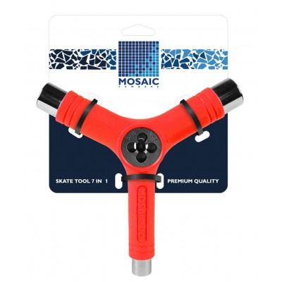 Herramienta Mosaic Skate Y Tool Red