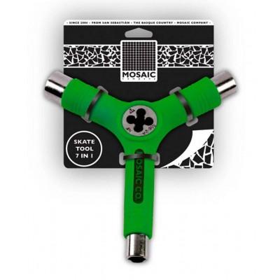 Herramienta Mosaic Skate Y Tool Green