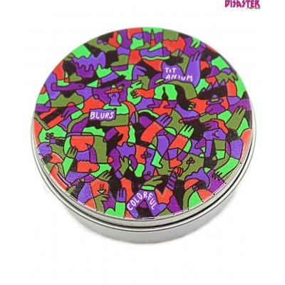 Rodamientos BLURS Titanium Colorfull caja metálica