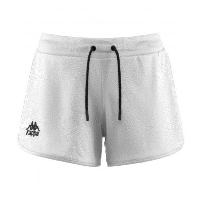 Shorts Kappa 222 Banda Anguy blancos