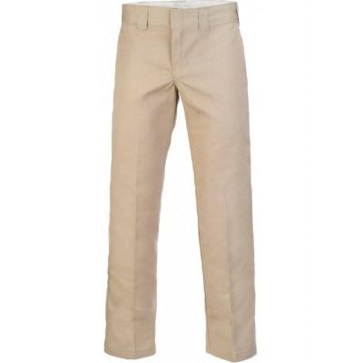 Pantalones DICKIES 873 slim straight leg work pant khaki