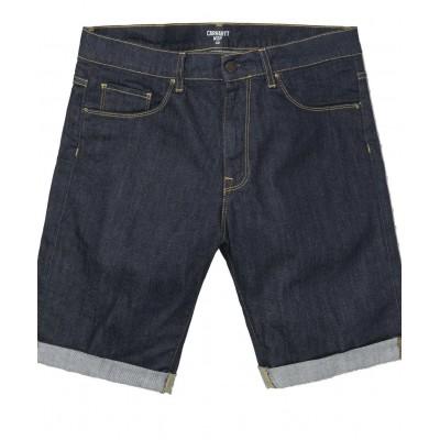 Pantalón vaquero Corto Carhartt Swell Short Blue
