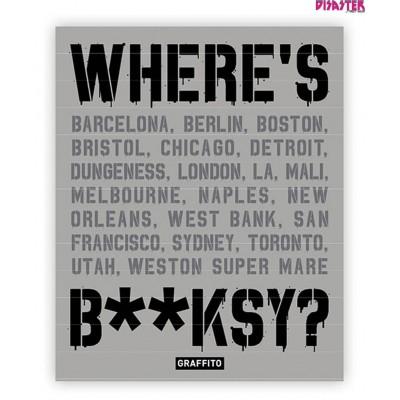 Libro Where's Banksy