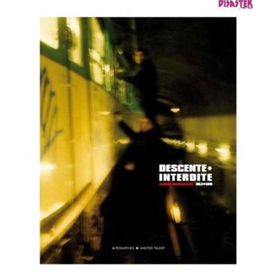 Libro Descente Interdite Karim Boukercha