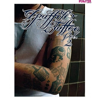 Libro Graffiti Tattoo Volumen 2