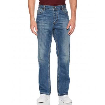 Pantalones Dickies vaquero Pensacola corte ancho relaxed...