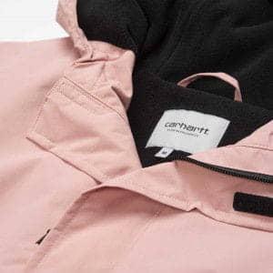 Abrigo Canguro Carhartt Nimbus Pullover Blush