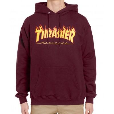 Sudadera Thrasher Flame...