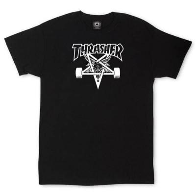Camiseta Thrasher Skategoat negra black