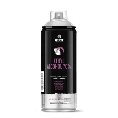 Spray limpieza y desinfección MTN PRO Alcohol Etílico 70%