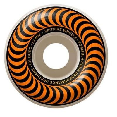 """Ruedas Spitfire F4 53mm"""" Classic 101 duro"""