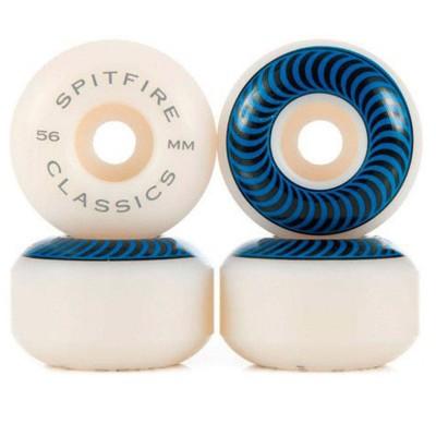 Ruedas Spitfire Classics 99 DU Azul 56mm