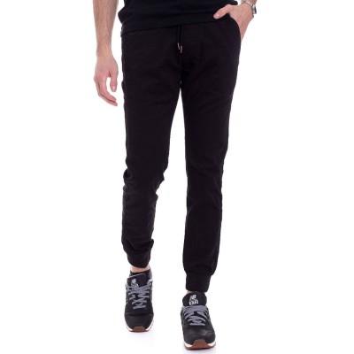 Pantalón Jogger REELL Reflex Rib Pant Negro Black