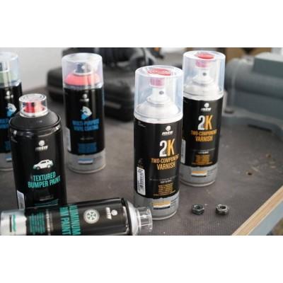 Spray MTN PRO 2K Two Component Varnish Glossy