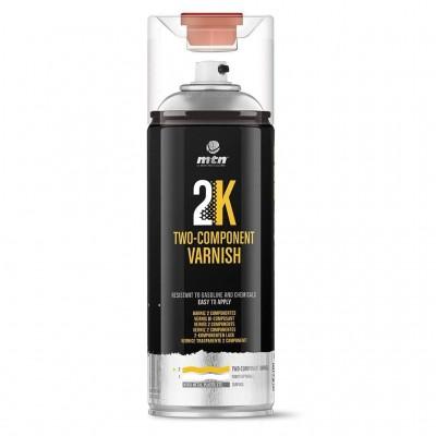 Spray MTN PRO 2K Two Component Varnish Matt