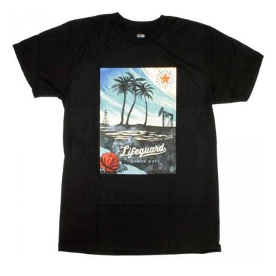 copy of Camiseta premium OBEY Lifeguard Not On Duty White