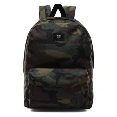 Mochila Vans Old Skool Backpack Classic Camo