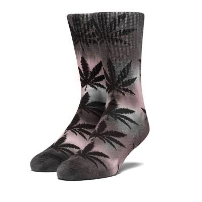 Calcetines HUF Tiedye Plantlife Sock Plpnk
