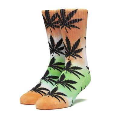 Calcetines HUF Tiedye Plantlife Sock Elorg