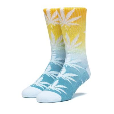 Calcetines HUF Plantlife Gradient Dye Sock Pale Aqua
