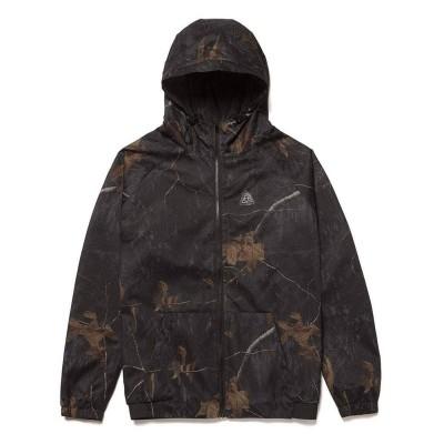 Chaqueta HUF Network Lightweight Jacket Realtree Black