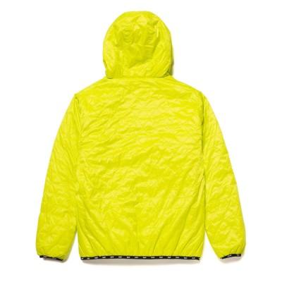 Chaqueta HUF Polygon Quilted Jacket Biolm
