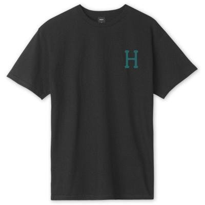 Camiseta HUF Planta Classic H S-S Tee Black