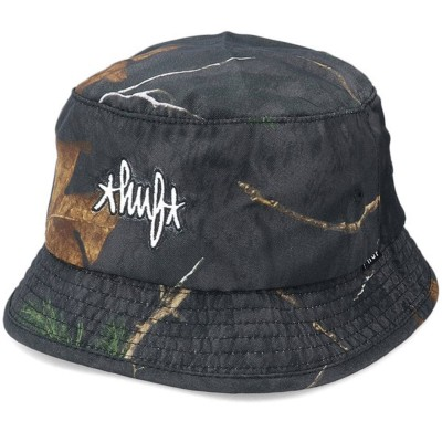 Gorro HUF Realtree Bucket Real tree black