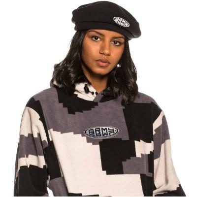 Gorra Grimey Dulce Beret Hat Black