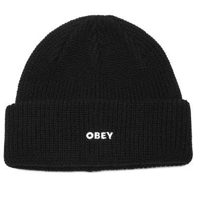 Gorro OBEY Future beanie Black