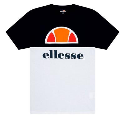 Camiseta Ellesse Arbatax Black-White