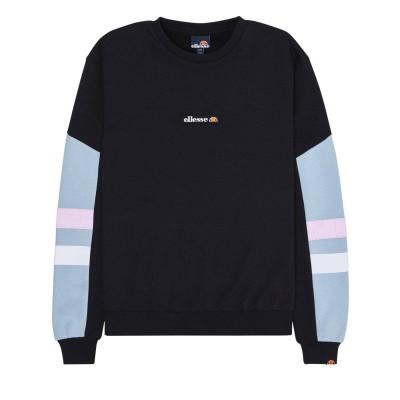 Sudadera Ellesse Masculosa Sweatshirt Black