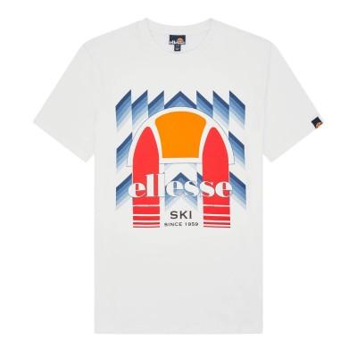 Camiseta Ellesse Illyrio White