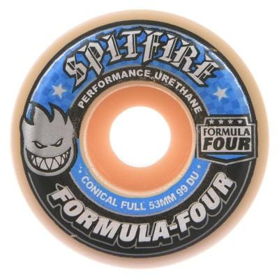 Ruedas Skate Spitfire F4 99D Conical Full 54mm