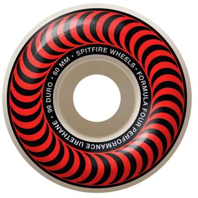 Ruedas Spitfire Formula 4 Classic 99DU 60mm