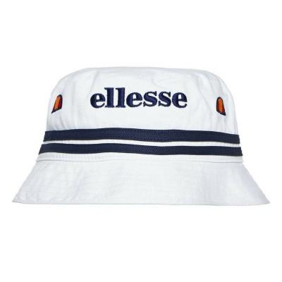 Gorro pescador ELLESSE Lorenzo_Bucket Hat White Blanco