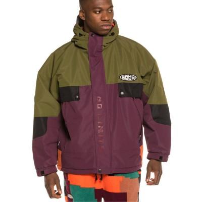 Chaqueta Anorak Grimey Dulce Jacket Purple