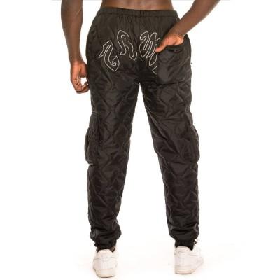 Pantalón Grimey Yoga Fire Padded Pants Black