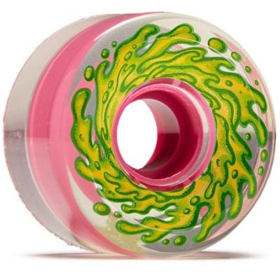 Ruedas Skate Santa Cruz Slime Balls OG Slime Clear Pink...