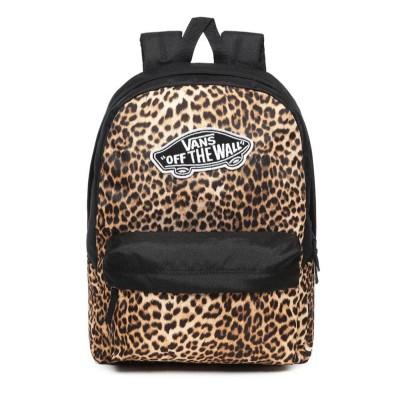 Mochila Vans Realm Backpack Classic Leopard
