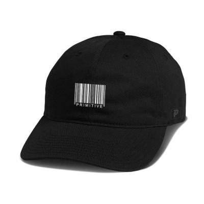 Gorra Primitive Code Strapback Black