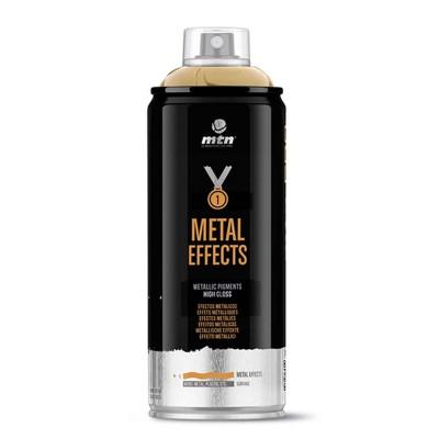 Spray MTN Pro Metallic Paint Efecto Métalico