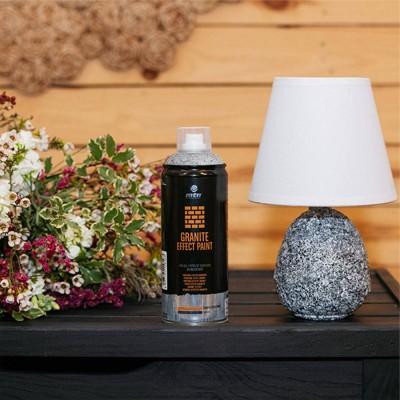 Spray MTN Efecto Granito Negro