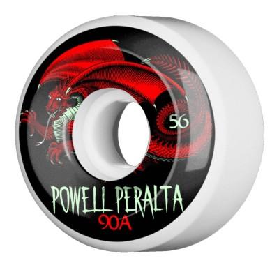 Ruedas Skate Powell Peralta Oval Dragon 56x90A